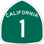 Cabrillo Highway 1 Monterey –Pismo Beach